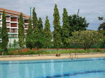 Buy house in Rayong Thailand - Nice resort next to beach - RA–166–106