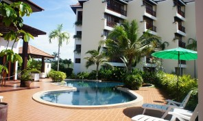 Share apartment – Holiday condo Rayong Thailand – Resort – RA–166–Share