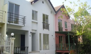 Townhouse for sale Bangkok – Suvarnabhumi – 217A