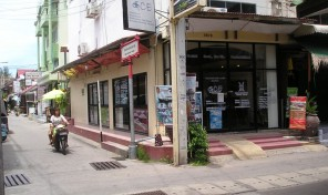 Bar / restaurant Hua Hin for sale – Corner – Center Hua Hin – PK21320