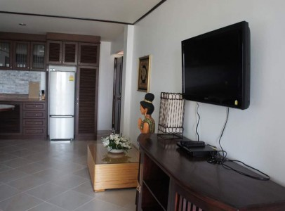 Affordable 2 BR condo for sale Ban Phe - SSS-507-508