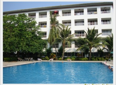 Baan Suan Lalana condo for rent Jomtien