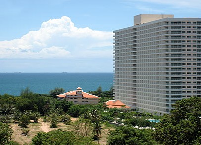 View Talay - 1 bedroom condo Jomtien for rent