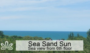 Seaview condo for rent – Rayong Ban Phe