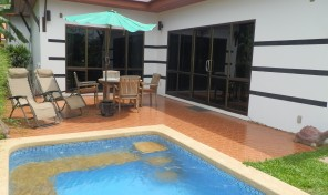 Holiday house for rent, Private pool